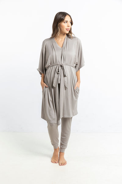 The Robe in Silver