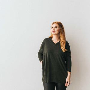 The Tunic in Heather Forest