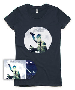 T-Shirt + Signed Double CD Bundle | Live In The Netherlands (2017)