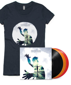T-Shirt + Signed Triple Vinyl LP Bundle | Live In The Netherlands (2017)