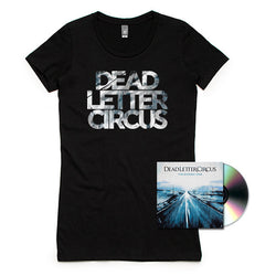 Signed CD + T-Shirt Bundle | The Endless Mile (2017)