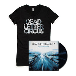 Vinyl LP w/ Signed Insert + T-Shirt Bundle | The Endless Mile (2017)