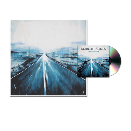 PRE-ORDER | Signed CD + Art Print Bundle - The Endless Mile (2017)