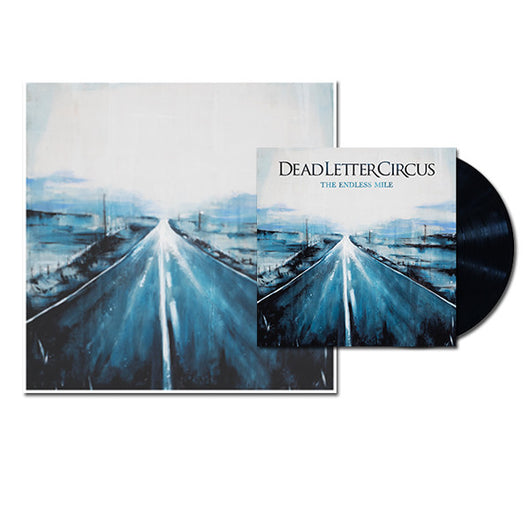PRE-ORDER | Vinyl LP w/ Signed Insert + Art Print Bundle - The Endless Mile (2017)