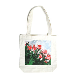 Tote Bag | 'Stretch Ur Skin' on Cream