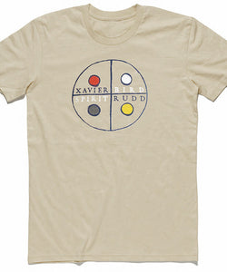 T-Shirt | Circles on Bone