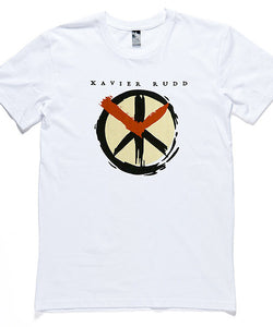 T-Shirt | 'Peace' on White