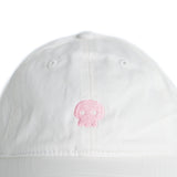 Hat | 'Dad Cap' in White