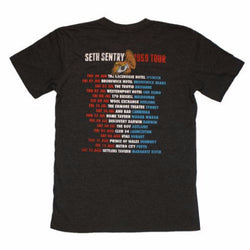 T-Shirt | 1969 Tour 2016 on Grey Marle