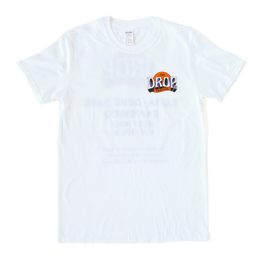 T-Shirt | Mens Festival Lineup Tee on White