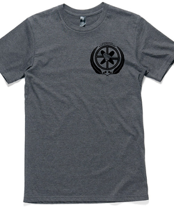 T-Shirt | UN Logo on Grey