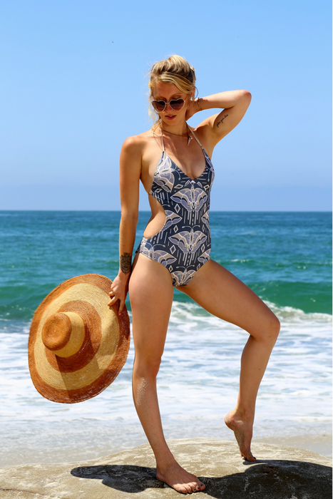 Divine Butterfly - One Piece Bathing Suit