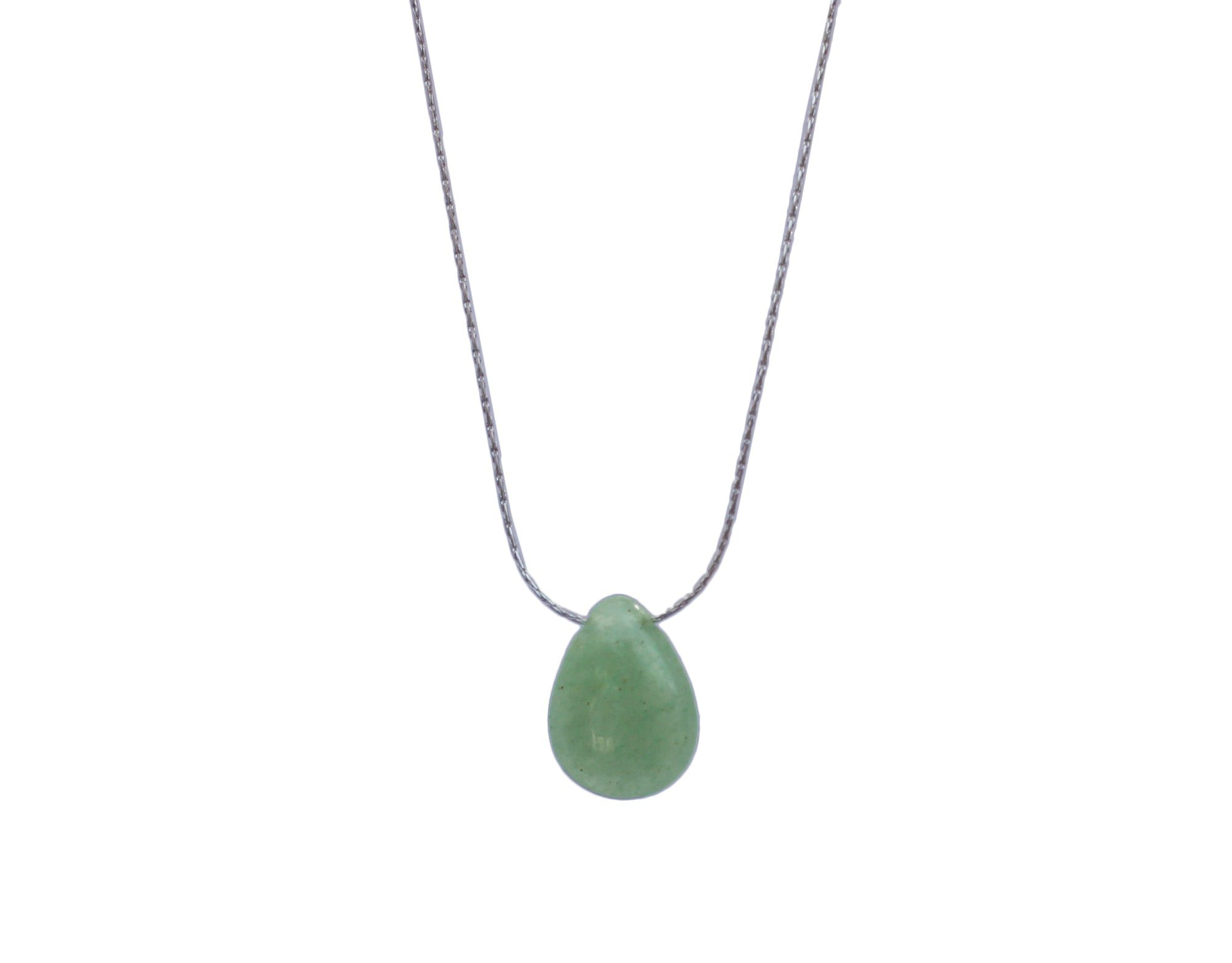 fine yellow necklaces realreal the pendant necklace enlarged jade products gold jewelry