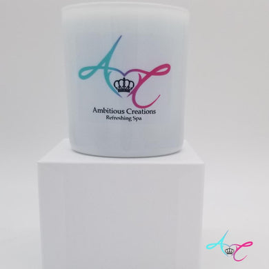 Refreshing Spa Soy Candle