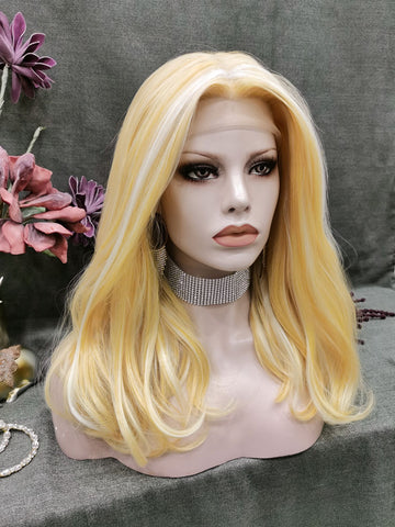 NEW Balayge Mixed Orange Blonde Wigs IM30126