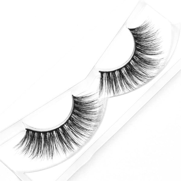 Luxury 3D Synthetic Reusable Durable Lashes - Imstylewigs
