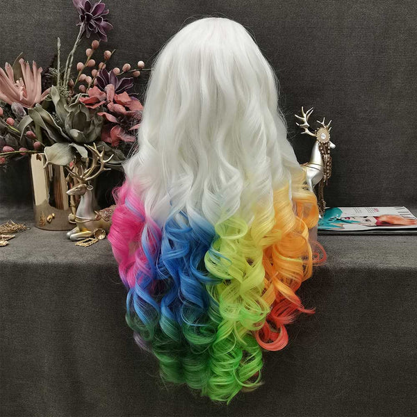 Limited Edition 8 Color Wig-CN5-Multi