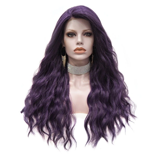 Purple Wig New Arrival W98