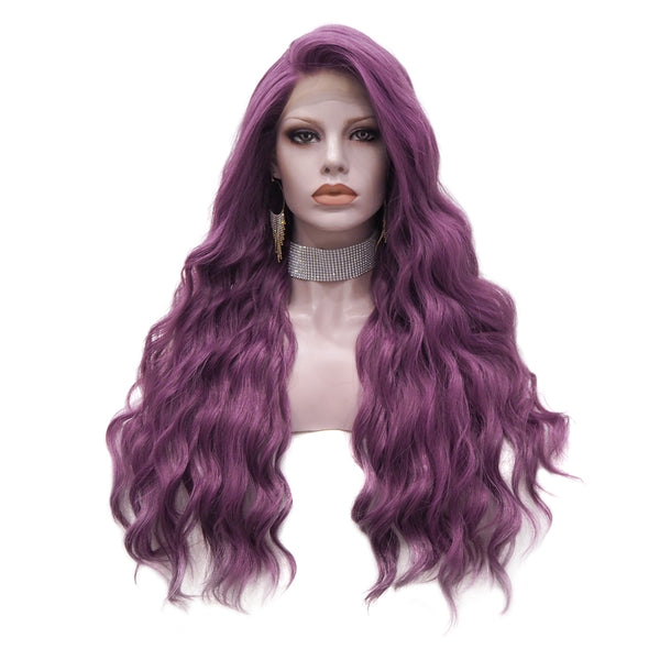 Purple Wig New Arrival W99
