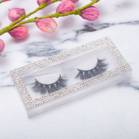 Mink False Eyelashes KNG-26