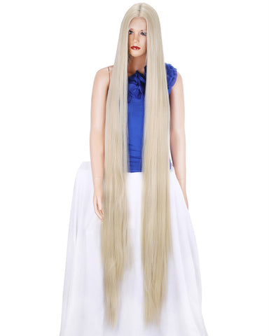 Super Long Middle Parting Synthetic Lace Front Wigs IM1613