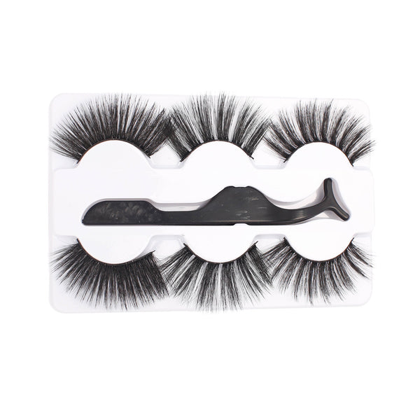 False Eyelashes Box - SMOG