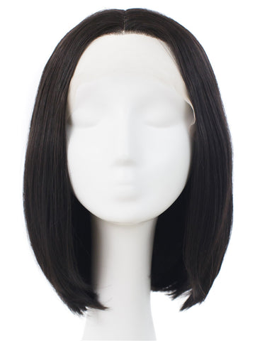 NATURAL BLACK SHORT WIGS IM1326