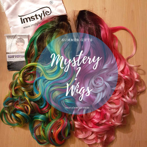 Mystery Wigs- Two Normal Wigs