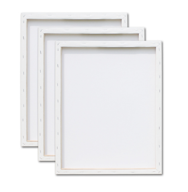 Uabest Mini Canvas Panels for Painting Craft Drawing