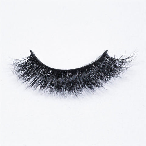 Luxury 3D Mink Eyelashes - MONICA