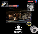 Lo$ League of Scoundrels featured powerful rare earth magnets