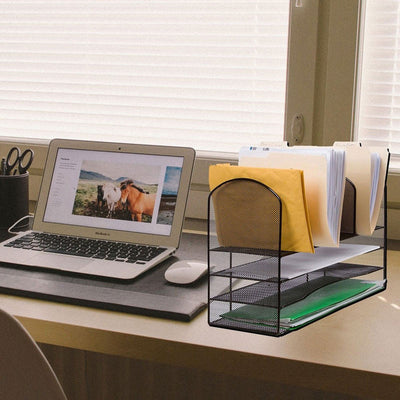 All-In-One Desk File Organizer