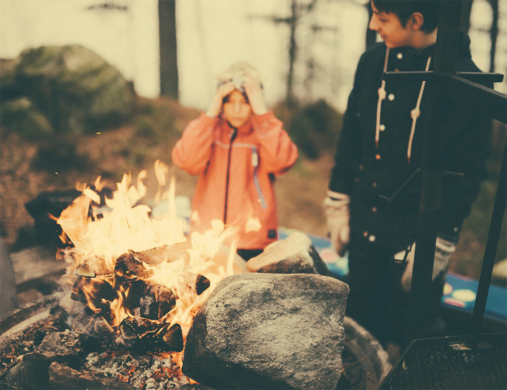 16 Amazing Fun Kid Camping Ideas