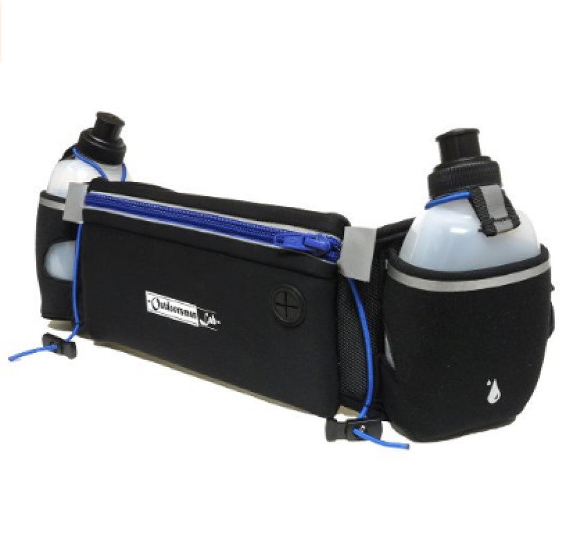 hydration-belt with water bottles