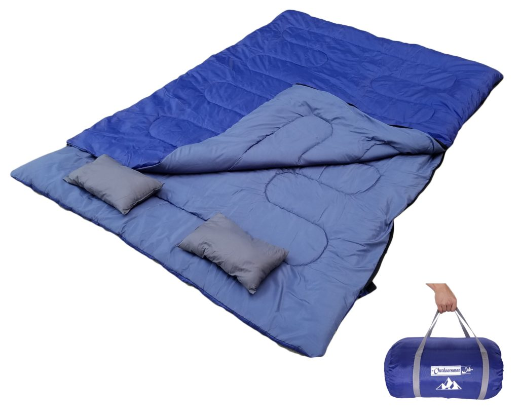 OutdoorsmanLab Double sleeping bag