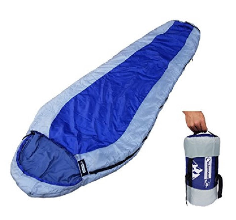 32F mummy sleeping bag