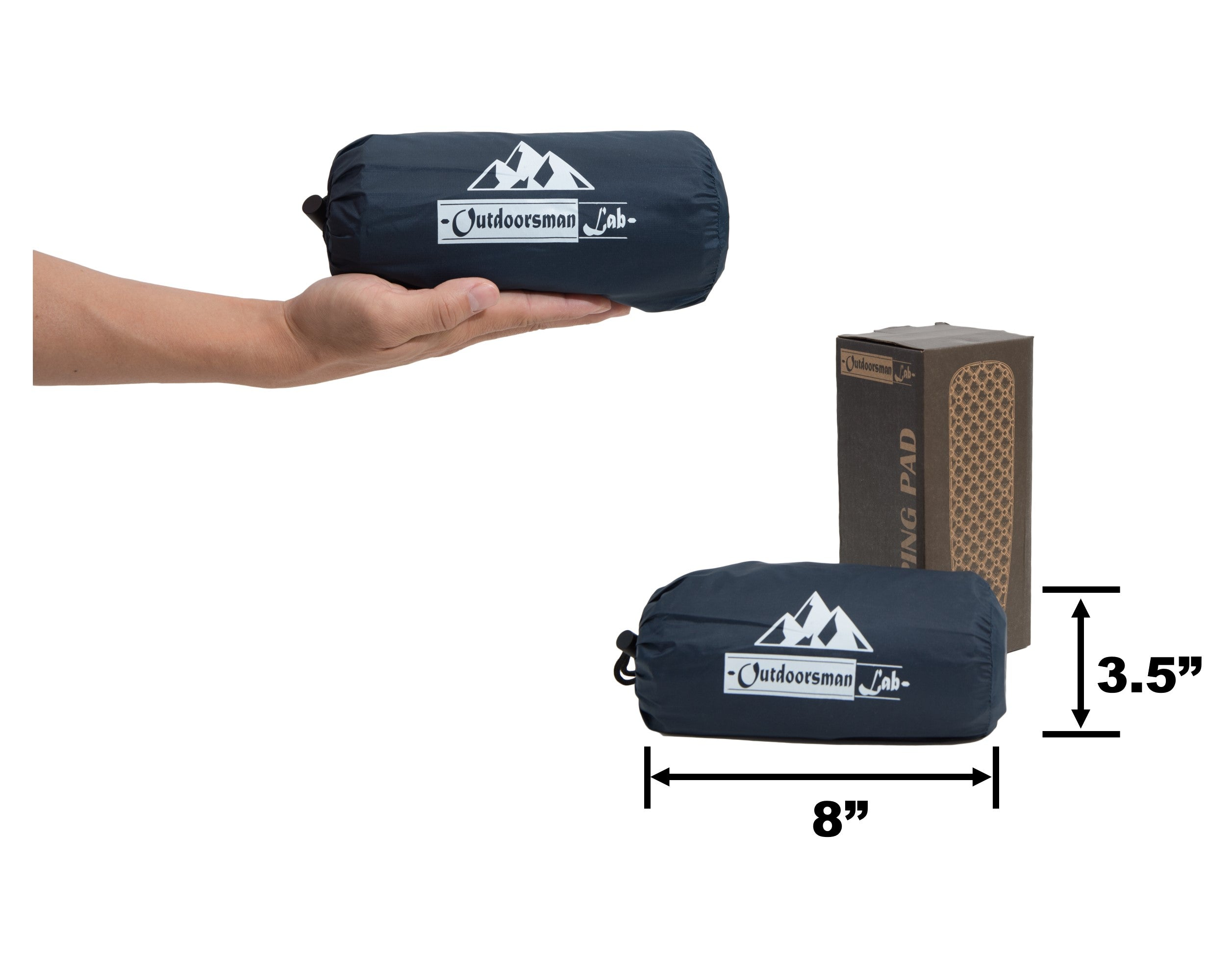 Sleeping Pad Sack - OutdoorsmanLab
