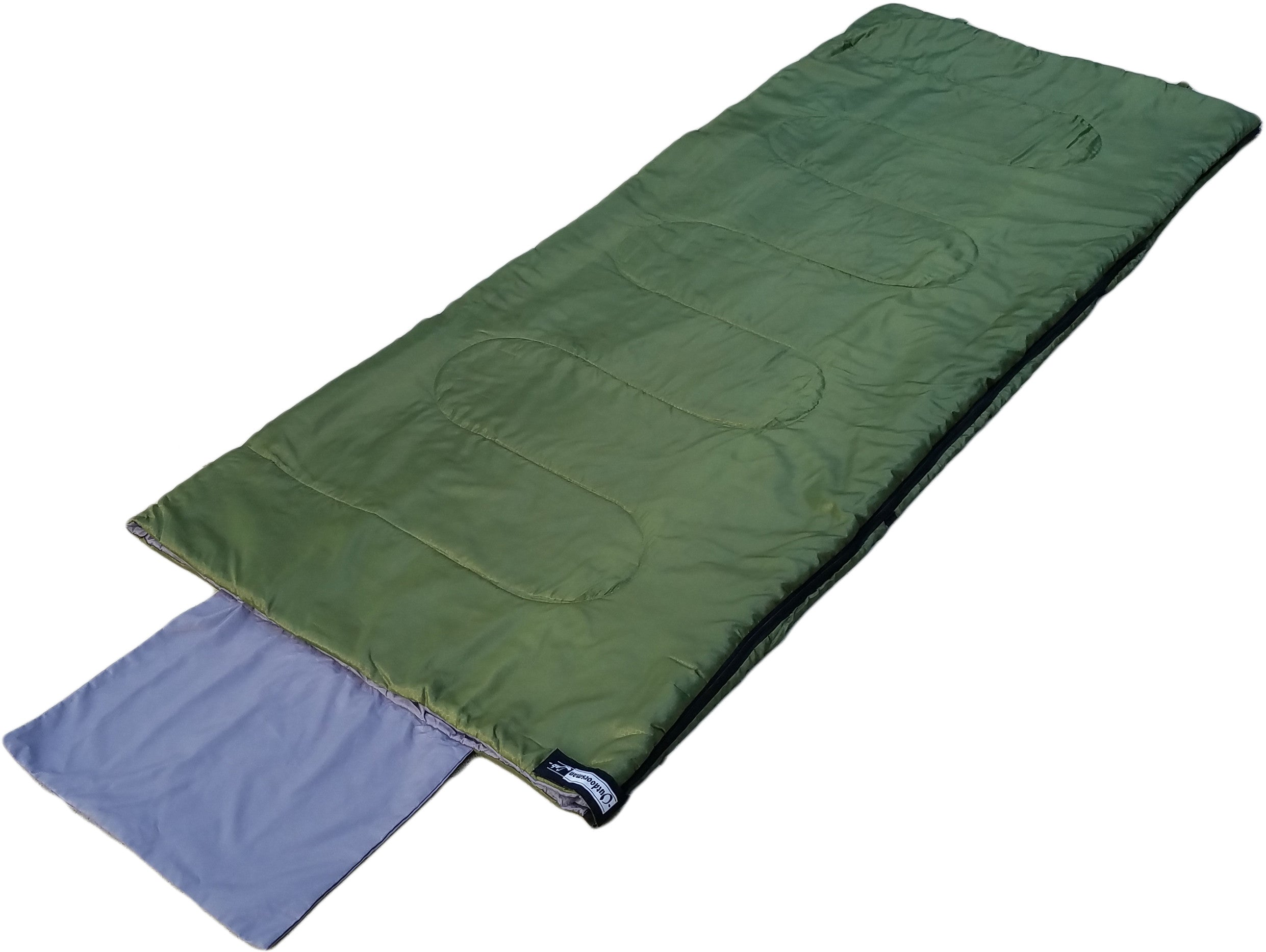 Lightweight Sleeping Bag - OutdoorsmanLab