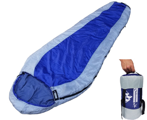 OutdoorsmanLab Ultralight 32F Mummy Sleeping Bag