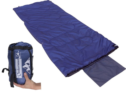 OutdoorsmanLab Warm Weather Lightweight Sleeping Bag