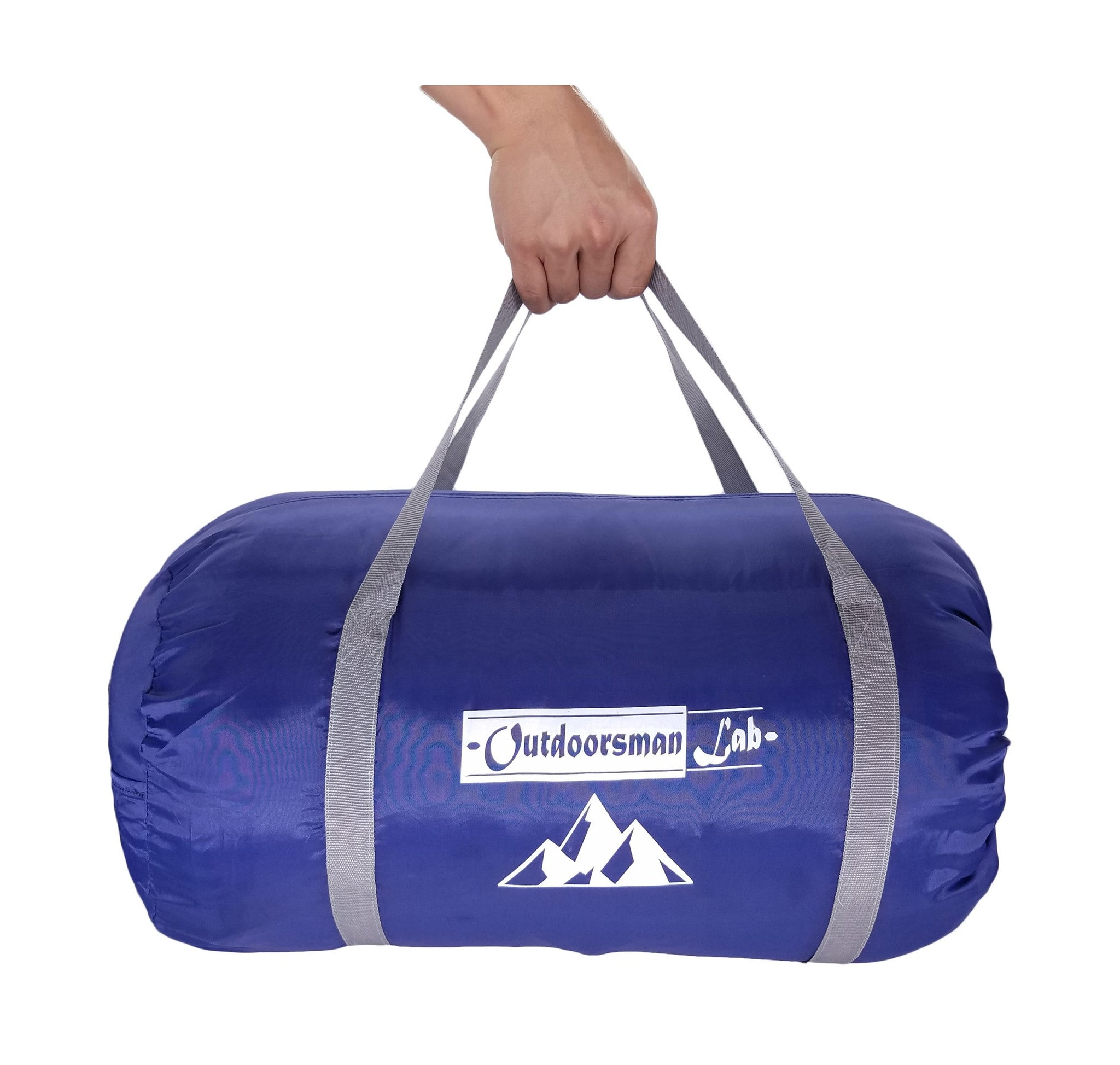Double Sleeping Bag - OutdoorsmanLab