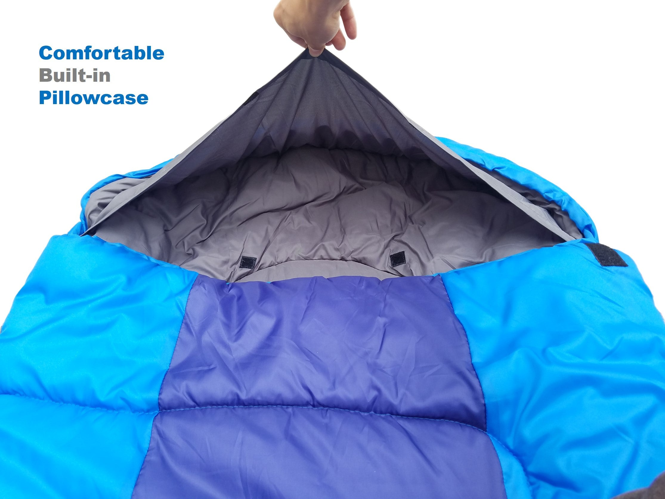 XL Sleeping Bag - OutdoorsmanLab