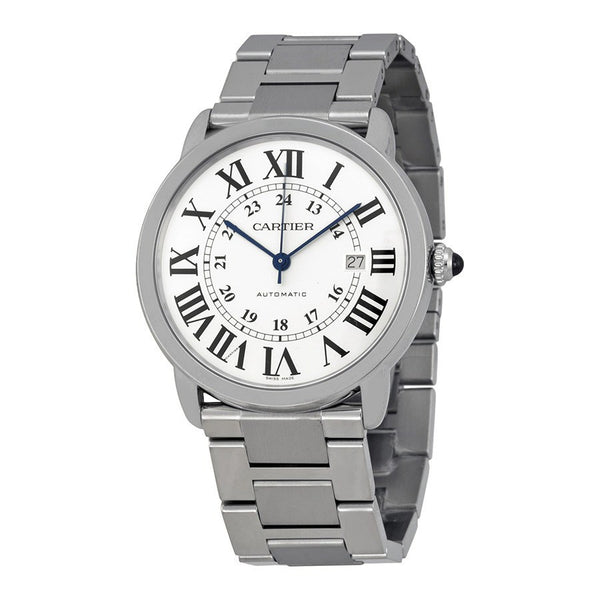 Cartier W6701011 Ronde Solo de Cartier Men's Automatic Watch