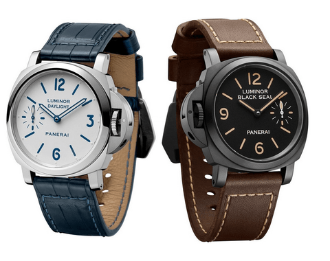 PANERAI PAM 786 Luminor 8 Days Set 44mm