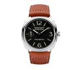 Panerai Watch PAM00183  | Panerai Radiomir Stainless Steel Black Seal Mens Watch