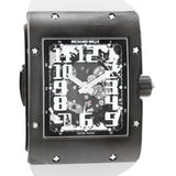 Richard Mille Pre-owned Watch Richard Mille RM016/HE Skeleton Dial Titanium Automatic Extra Strap