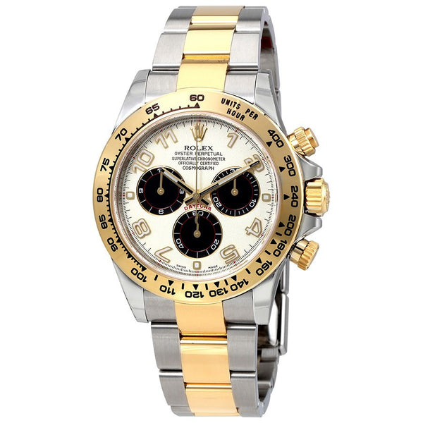 Rolex 116503IBKAO Cosmograph Daytona Men's Chronograph Automatic Watch