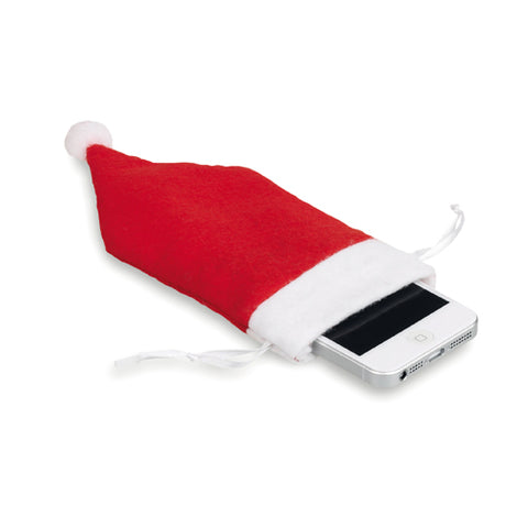 funda papa noel movil