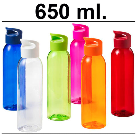 botella libre de bpa 650ml