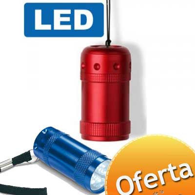 mini linterna led
